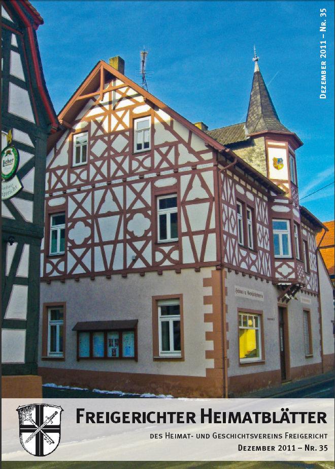 Mit freundlicher Genehmigung des Heimat- und Geschichtsvereins stellen wir für die Leser unserer Homepage die  PDF-Datei dieser Ausgabe zur Verfügung.
